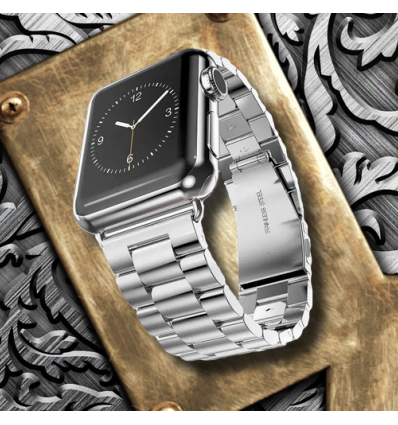 Bracelet SILVER IVY pour Apple Watch